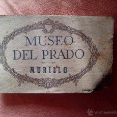 Postales: POSTALES DEL MUSEO DEL PRADO DE MURILLO. Lote 46533375