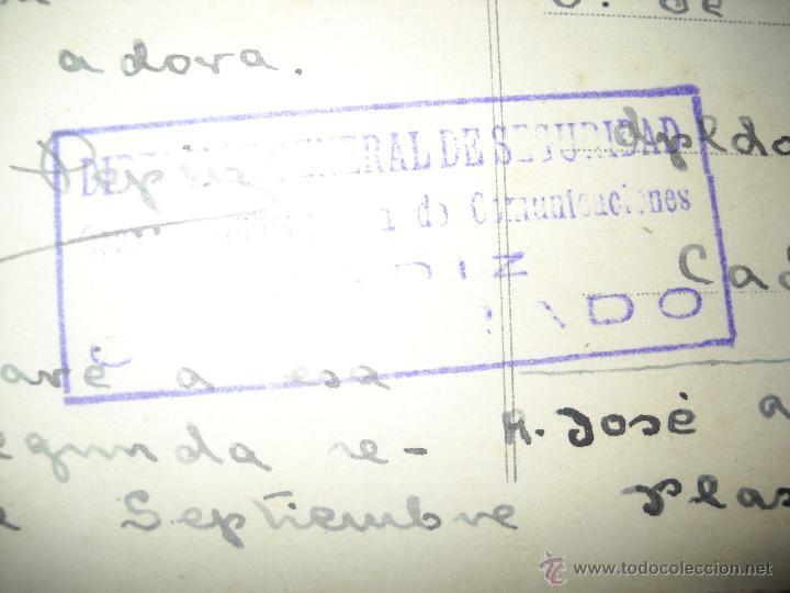 Postales: POSTAL LARACHE IGLESIA NUESTRA SEÑORA DEL PILAR PROTECTORADO ESPAÑOL.CIRCULADA. - Foto 3 - 46602166