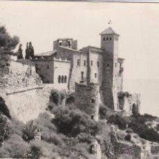 N. 4 - TARRAGONA. CASTILLO DE TAMARIT (FOTO RAYMOND)