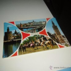 Postales: POSTAL SEVILLA BELLEZAS DE LA CIUDAD. Lote 48598501