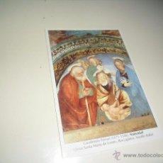 Postales: ESTAMPA AÑO LITURGICO 2014 CALENDARIO. Lote 48599225