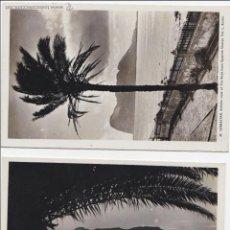 Postales: P- 809. LOTE DE 3 POSTALES FOTOGRAFICAS DE GIBRALTAR.. Lote 48656173