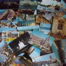 Postales: LOTE DE 40 POSTALES DE ESPAÑA VARIADAS. ESCRITAS. AÑOS 60/70. MALLORCA, PONTEVEDRA, COVADONGA, VALEN. Lote 49078102