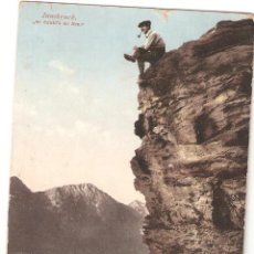 Postales: POSTALES POSTAL INNSBRUCK AUSTRIA AÑO 1910-BONITO FRANQUEO SELLOS. Lote 49115441