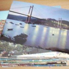 Postales: LOTE 100 POSTALES DE ESPAÑA SIN CLASIFICAR. Lote 49253274