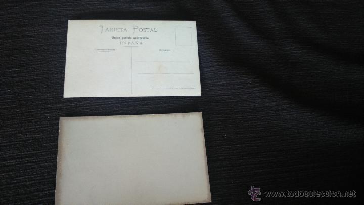 TARJETA POSTAL UNION POSTALE UNIVERSELLE ESPAÑA. EN BLANCO, VER FOTO (Postales - España - Sin Clasificar Moderna (desde 1.940))