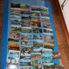 Postales: LOTE 62 POSTALES VARIADAS DE ESPAÑA SIN CIRCULAR. Lote 50548807