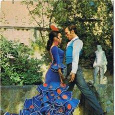 Cartoline: ESPAÑA - LUIS TORNIN Y SU BALLET. Lote 51493464