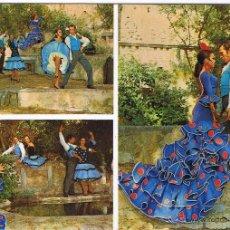 Cartoline: ESPAÑA - LUIS TORNIN Y SU BALLET. Lote 51493486