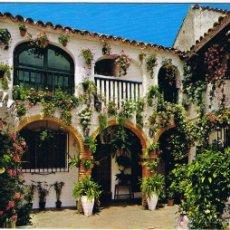Postales: ESPAÑA TIPICA - PATIO ANDALUZ. Lote 51503674