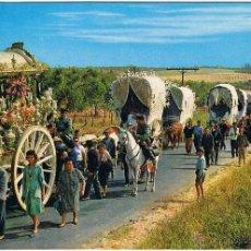 Postales: ESPAÑA TIPICA - ROMERIA ANDALUZA. Lote 51503772