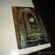 Postales: POSTAL BURGOS CATEDRAL. Lote 51785342