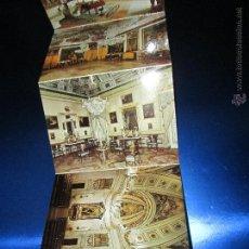Postales: BOOK-POSTALES-ARANJUEZ.PALACIO REAL-AÑOS 50/60-NUEVO-VER FOTOS.. Lote 53137732
