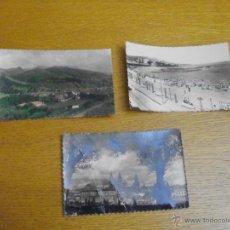 Postales: LOTE POSTALES ANTIGUAS, LA CORUÑA, SANTIAGO DE COMPOSTELA Y VERA DEL BIDASOA. Lote 53323688