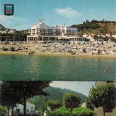 Postales: 3 POSTALES CATALUÑA (CALDETAS, FIGARO, TOSSA DE MAR). Lote 54555070