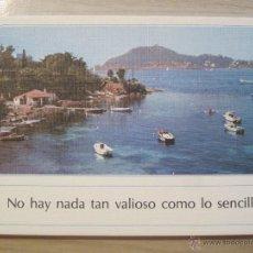 Postales: POSTAL COLECCION ESCUDO DE ORO. Lote 54857231