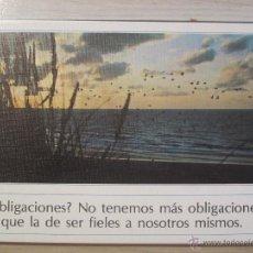 Postales: POSTAL COLECCION ESCUDO DE ORO. Lote 54857275