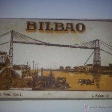 Postales: ANTIGUAS POSTALES BILBAO. Lote 54994907