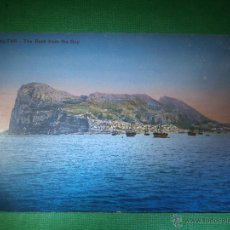 Postales: POSTAL - GRIBRALTAR - THE ROCK FROM THE BAY - J. ET M. ACRIS - NUEVA - AÑOS 20. Lote 54991397