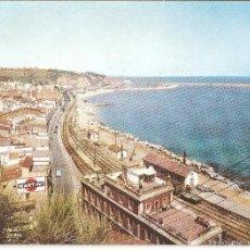 Postales: POSTALES POSTAL ARENYS DE MAR AÑO 1964 SIN CIRCULAR EDITA SOBERANAS. Lote 118712587