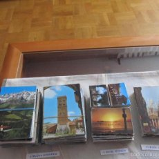 Postales: M69 SUPER LOTE DE CIENTOS DE POSTALES Y LIBRITOS DE POSTALES ESPAÑA, ANDORRA Y ALGUNA EXTRANJERAS. Lote 56546955