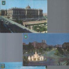 Postales: 1970- 6 POSTALES ESPAÑA EN COLOR AÑOS 70. Lote 56698246