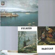 Postales: 1970- 6 POSTALES ESPAÑA EN COLOR AÑOS 70. Lote 56698898
