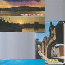 Postales: 1970- 6 POSTALES ESPAÑA EN COLOR AÑOS 70. Lote 56699061