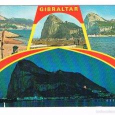 Postales: POSTAL ANTIGUA GIBRALTAR SIN CIRCULAR EL PEÑON DE GIBRALTAR. Lote 58677723