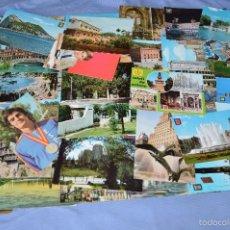 Postales: LOTE MÁS DE 50 POSTALES VARIADAS, CIRCULADAS, DE ESPAÑA Y OTROS PAÍSES, Y OTROS TEMAS ¡MIRA FOTOS!. Lote 59112150