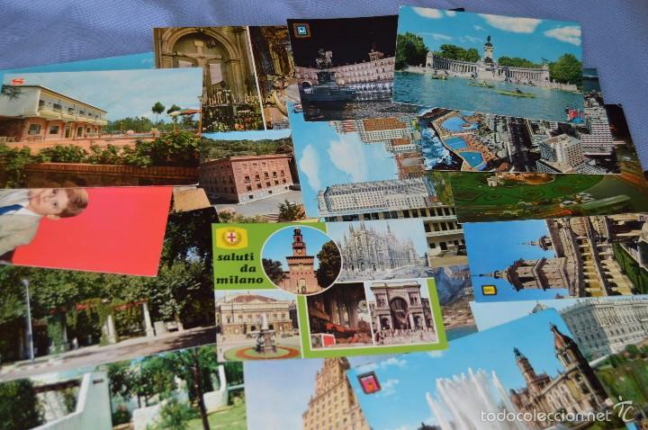 Postales: Lote más de 50 postales variadas, circuladas, de España y otros países, y otros temas ¡Mira fotos! - Foto 3 - 59112150
