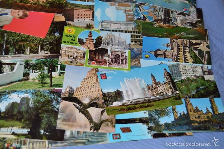 Postales: Lote más de 50 postales variadas, circuladas, de España y otros países, y otros temas ¡Mira fotos! - Foto 4 - 59112150