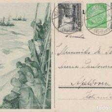 Postales: ENTERO POSTAL SELLOS 1936. Lote 62649004