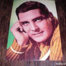 Postales: DAVID HEDISON POSTAL N 480 COLOR COLECION OSCAR OSCARCOLOR AÑOS 60 SIN CIRCULAR. Lote 64409031