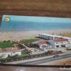 Postais: POSTAL ANTIGUA: DOMINGUEZ. FUENGIROLA (COSTA DEL SOL). HOTEL LA CONCHA. 1962. Lote 65558230