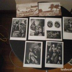 Postales: POSTALES EN BLANCO Y NEGRO. Lote 66212098