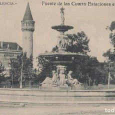 Postales: LOTE A POSTALES POSTAL VALENCIA AÑOS 1900-20 EDITAROSENDE PALOMARES ESCRITA. Lote 68923245