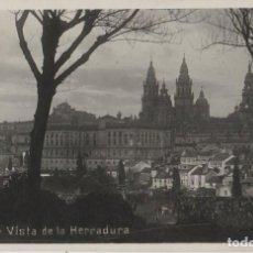 Postales: LOTE A POSTALES POSTAL SANTIAGO DE COMPOSTELA GALICIA SIN CIRCULAR EDITA MARGARA AÑOS 30-40. Lote 71259119