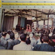Postais: POSTAL DEL PABELLÓN DE ESPAÑA EN LA EXPO EXPOSICIÓN INTERNACIONAL DE BRUSELAS 1958 . 466. Lote 73511275