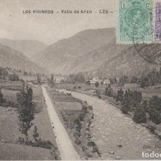 Postales: POSTALES POSTAL VALLE DE ARAN SELLOS. Lote 76778151