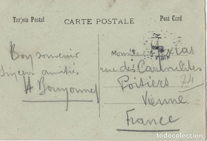 Postales: POSTALES POSTAL VALLE DE ARAN SELLOS - Foto 2 - 76778151