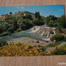 Postales: POSTAL 8701 * HUARTE * PAMPLONA * PRESA TONDOA Y MONTE MIRAVALLES * SIN CIRCULAR P-4. Lote 77469573