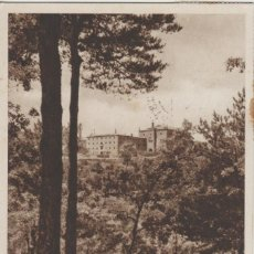 Postales: POSTALES POSTAL SANTA MARIA DE MIRACLE TARRAGONA CATALUÑA SELLOS. Lote 79124517