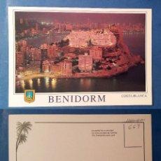 Postales: BENIDORM - SPAIN - POSTCARD. Lote 80905076