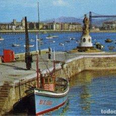 Cartes Postales: VIRGEN DEL GARMEN-SANTURCE (VIZCAYA) FOTO DOMINGUEZ Nº 8. Lote 82967432