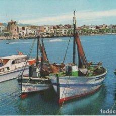Postales: POSTALES POSTAL CAMBRIS TARRAGONA CIRCULADA MATA SELLOS AÑO 65. Lote 83286388