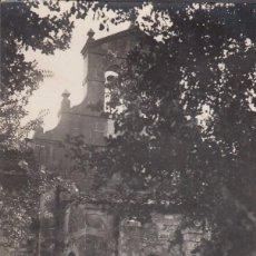 Postales: OVIEDO. IGLESIA DE SANTA MARÍA DEL NARANCO. SIGLO IX. POSTAL BLANCO Y NEGRO, C. 1960. Lote 83991108