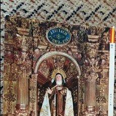 Postales: TARJETA POSTAL, POSTAL. IMAGEN DE SANTA TERESA DE JESUS, AVILA. Lote 84015324
