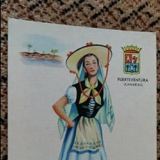 Postales: TARJETA POSTAL, POSTAL. FUERTEVENTURA CANARIAS. Lote 84017244