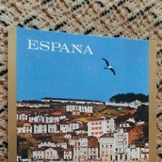Postales: TARJETA POSTAL, POSTAL. CARTELES TURISTICOS DE ESPAÑA. Lote 84017916